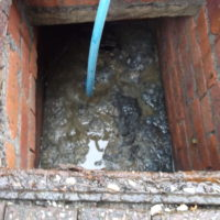 Unblocking-sewer-Sewer Serve Solutions Manchester